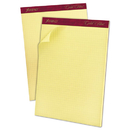 Ampad TOP22143 Gold Fibre Canary Quadrille Pad, 8 1/2 X 11 3/4, Canary, 50 Sheets