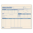 TOPS BUSINESS FORMS TOP32801 Employee Record Master File Jacket, 9 1/2 X 11 3/4, 10 Point Manila, 15/pack