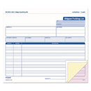 TOPS BUSINESS FORMS TOP3834 Snap-Off Shipper/packing List, 8 1/2 X 7, Three-Part Carbonless, 50 Forms