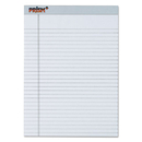 TOPS BUSINESS FORMS TOP63160 Prism Plus Colored Legal Pads, 8 1/2 X 11 3/4, Gray, 50 Sheets, Dozen