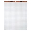 TOPS BUSINESS FORMS TOP7900 Easel Pads, Quadrille Rule, 27 X 34, White, 50 Sheets, 4 Pads/carton