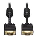Tripp Lite TRPP502006 Vga Coax Monitor Cables, 6 Ft, Black, Hd15 Male; Hd15 Male