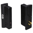 Tripp Lite TRPTLP4BK Protect It- Direct Plug-In Surge Suppressor, 4 Outlets, 670 Joules, Black