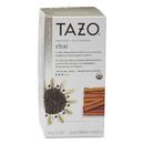 Tazo TZO149904 Chai Organic Black Tea, Filter Bag, 24/box