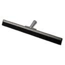 Unger UNGFE45 Aquadozer Eco Floor Squeegee,18 Inch Black Rubber Blade, Straight
