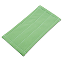 Unger PHL20 Microfiber Cleaning Pad, Green, 6 x 8