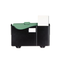 UNIVERSAL OFFICE PRODUCTS UNV08136 Add-On Pocket For Grande Central Filing System, Plastic, Black
