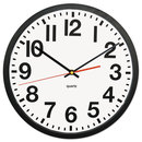 Universal UNV10450 Large Numeral Clock, 13