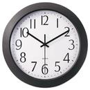 Universal One UNV10451 Whisper Quiet Clock, 12