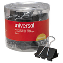 Universal UNV11160 Medium/small Binder Clips, 5/8