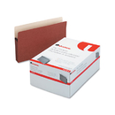 UNIVERSAL PRODUCTS UNV15161 3 1/2 Inch Expansion File Pockets, Straight Tab, Legal, Redrope/manila, 25/box