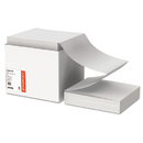 UNIVERSAL PRODUCTS UNV15802 Computer Paper, 20lb, 9-1/2 X 11, Letter Trim Perforations, White, 2400 Sheets
