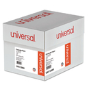 UNIVERSAL PRODUCTS UNV15851 Green Bar Computer Paper, 18lb, 14-7/8 X 11, Perforated Margins, 2600 Sheets