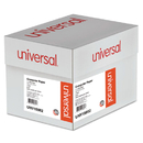 UNIVERSAL PRODUCTS UNV15862 Blue Bar Computer Paper, 20lb, 14-7/8 X 11, Perforated Margins, 2400 Sheets