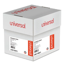 UNIVERSAL PRODUCTS UNV15873 Multicolor Computer Paper, 3-Part Carbonless, 15lb, 9-1/2 X 11, 1200 Sheets