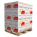 Universal UNV21200PLT Copy Paper, 92 Brightness, 20 Lb, 8-1/2 X 11, White, 200,000 Sheets/plt