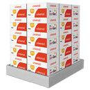 Universal UNV24200PLT Copy Paper, 92 Brightness, 20lb, 8-1/2 X 14, White, 150,000 Sheets/plt