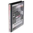 UNIVERSAL PRODUCTS UNV30401 Economy Non-View Round Ring Binder, 1/2