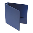 UNIVERSAL PRODUCTS UNV33402 Economy Non-View Round Ring Binder, 1-1/2