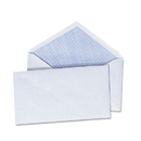 Universal UNV35204 Security V-Flap Envelope, 3 5/8 X 6 1/2, White, 250/box