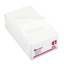Universal UNV35216 Window Business Envelope, Contemporary, #6 3/4, White, 500/box
