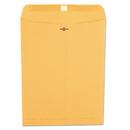 Universal UNV35267 Kraft Clasp Envelope, Center Seam, 28lb, 10 X 13, Brown Kraft, 100/box