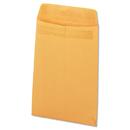 Universal UNV35290 Self-Stick File-Style Envelope, Contemporary, 12 X 9, Brown, 250/box