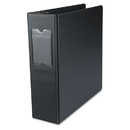 Universal UNV35411 Economy Non-View Round Ring Binder With Label Holder, 3