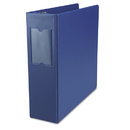 Universal UNV35412 Economy Non-View Round Ring Binder With Label Holder, 3