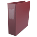 Universal UNV35416 Economy Non-View Round Ring Binder With Label Holder, 3