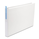 Universal UNV35420 Legal-Size Round Ring Binder With Label Holder, 1