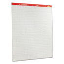 UNIVERSAL PRODUCTS UNV35602 Recycled Easel Pads, Quadrille Rule, 27 X 34, White, 50-Sheet 2/ctn