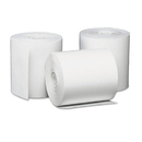UNIVERSAL PRODUCTS UNV35763 Single-Ply Thermal Paper Rolls, 3 1/8