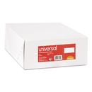Universal UNV36320 Side Seam Business Envelope, Side, #10, White, 500/box