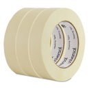 UNIVERSAL PRODUCTS UNV51301 General Purpose Masking Tape, 24mm X 54.8m, 3