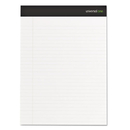 Universal UNV60630 Sugarcane Based Writing Pads, 11-3/4 X 8-1/2, Legal, White, 50 Sheets, 2/pack