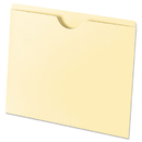UNIVERSAL PRODUCTS UNV72300 Economical File Jackets, Letter, 11 Point Manila, 100/box