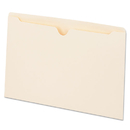 UNIVERSAL PRODUCTS UNV72500 Economical File Jackets, Legal, 11 Point Manila, 100/box