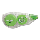 UNIVERSAL PRODUCTS UNV75606 Correction Tape With Two-Way Dispenser, Non-Refillable, 1/5