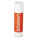 UNIVERSAL PRODUCTS UNV75750 Glue Stick, .74 Oz, Stick, Clear, 12/pack