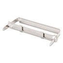 UNIVERSAL PRODUCTS UNV81001 Complete Two-Piece Paper File Fasteners, One Inch Capacity, 50/box