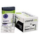 UNIVERSAL PRODUCTS UNV95200 Multipurpose Paper, 98 Brightness, 20lb, 8-1/2 X 11, Bright White, 5000 Shts/ctn