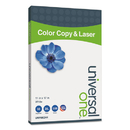 UNIVERSAL PRODUCTS UNV96244 Copier/laser Paper, 98 Brightness, 28lb, 11 X 17, White, 500 Sheets/ream