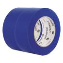 Universal UNVPT14049 Premium Blue Masking Tape W/bloc-It Technology, 48mm X 54.8m, Blue, 2/pack