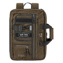 Solo UBN350-3 Zone Briefcase, 4.25