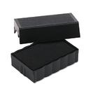 U. S. STAMP & SIGN USSP4850BK Trodat T4850 Dater Replacement Pad, 3/16 X 1, Black