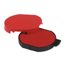 U. S. STAMP & SIGN USSP5415RD Trodat T5415 Stamp Replacement Ink Pad, 1 3/4, Red