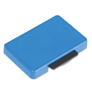 U. S. STAMP & SIGN USSP5440BL T5440 Dater Replacement Ink Pad, 1 1/8 X 2, Blue