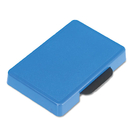 U. S. STAMP & SIGN USSP5460BL Trodat T5460 Dater Replacement Ink Pad, 1 3/8 X 2 3/8, Blue