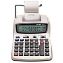 VICTOR TECHNOLOGIES VCT12082 1208-2 Two-Color Compact Printing Calculator, Black/red Print, 2.3 Lines/sec